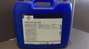 ZUM oleje hydrauliczne