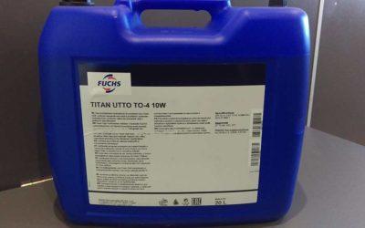 """Olej przekładniowo-hydrauliczny """"CAT"""" TITAN UTTO TO-4 10W"""