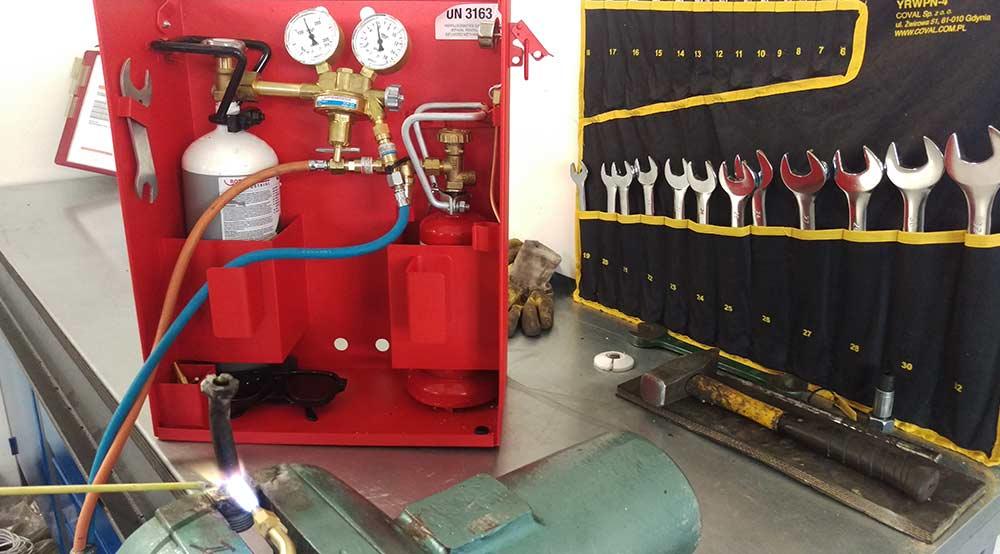 Profesjonalne lutowanie przewodów i rurek